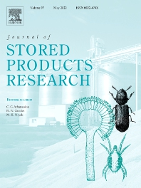 Cover image for Journal of Stored Products Research