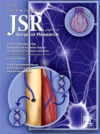 Cover image for Journal of Surgical Research