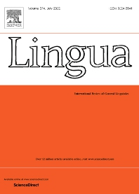 Cover image for Lingua