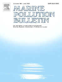 Cover image for Marine Pollution Bulletin