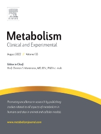 Cover image for Metabolism
