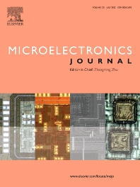 Cover image for Microelectronics Journal