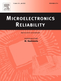 Cover image for Microelectronics Reliability