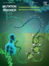 Cover image for Mutation Research: Fundamental and Molecular Mechanisms of Mutagenesis
