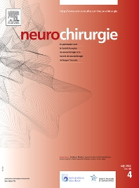 Cover image for Neurochirurgie