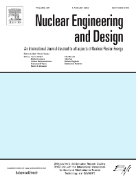 Cover image for Nuclear Engineering and Design