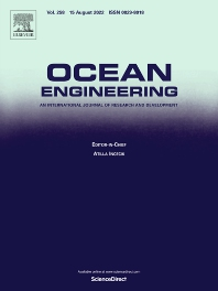 Cover image for Ocean Engineering