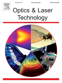 Cover image for Optics & Laser Technology