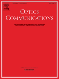 Cover image for Optics Communications