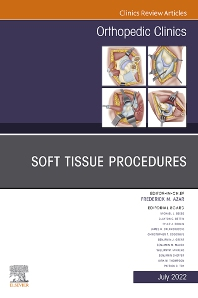 Cover image for Orthopedic Clinics of North America