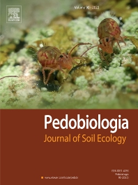 Cover image for Pedobiologia