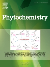 Phytochemistry - ISSN 0031-9422