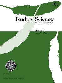 Cover image for Poultry Science