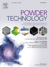 Powder Technology - ISSN 0032-5910