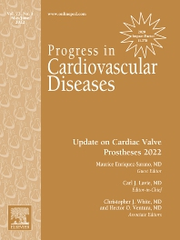 Cover image for Progress in Cardiovascular Diseases
