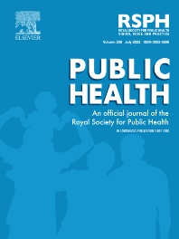 Cover image for Public Health