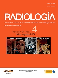 Cover image for Radiología