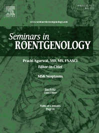 Cover image for Seminars in Roentgenology