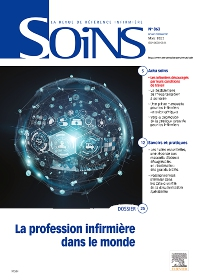 Cover image for Soins