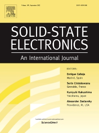 Cover image for Solid-State Electronics