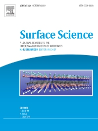Surface Science - ISSN 0039-6028