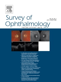 Survey of Ophthalmology - ISSN 0039-6257