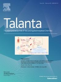 Cover image for Talanta