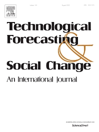 Technological Forecasting and Social Change - ISSN 0040-1625