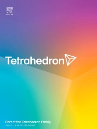 Cover image for Tetrahedron