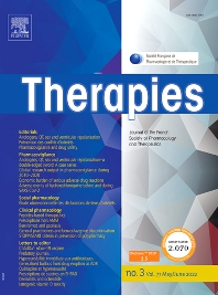 Cover image for Therapies