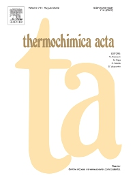 Cover image for Thermochimica Acta