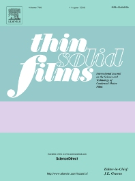 Cover image for Thin Solid Films