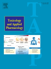 Toxicology and Applied Pharmacology - ISSN 0041-008X