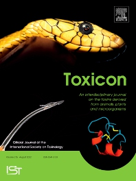 Toxicon - ISSN 0041-0101