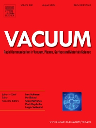 Vacuum - Journal - Elsevier