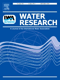 Cover image for Water Research
