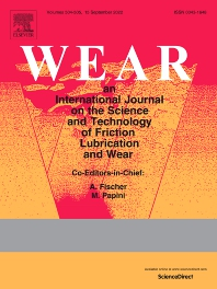 Cover image for Wear