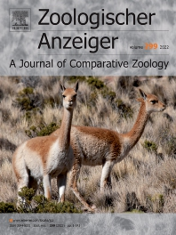 Cover image for Zoologischer Anzeiger