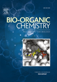 Cover image for Bioorganic Chemistry
