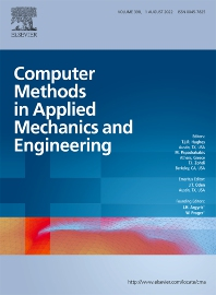 Cover image for Computer Methods in Applied Mechanics and Engineering