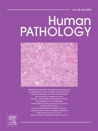 Cover image for Human Pathology