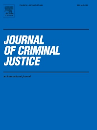 Cover image for Journal of Criminal Justice