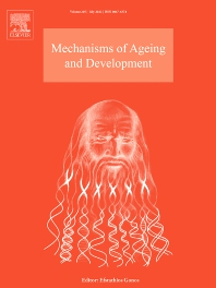 Cover image for Mechanisms of Ageing and Development
