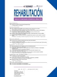 Cover image for Rehabilitación