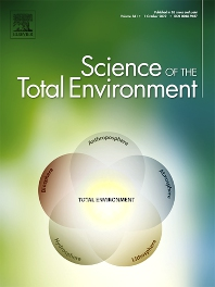 Cover image for Science of the Total Environment