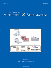 Seminars in Arthritis and Rheumatism - ISSN 0049-0172