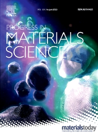 Cover image for Progress in Materials Science