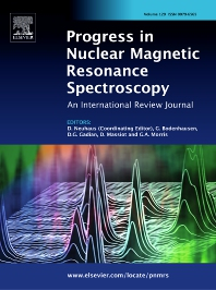 Progress in Nuclear Magnetic Resonance Spectroscopy - ISSN 0079-6565
