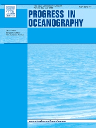 Cover image for Progress in Oceanography