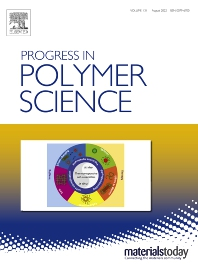 Cover image for Progress in Polymer Science